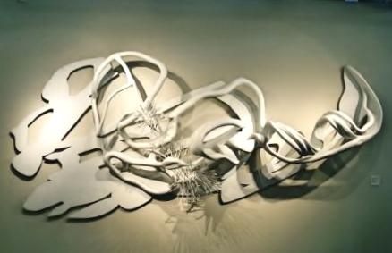 Sombra proyectada, Frans Krajcberg (Foto Cinecritic)