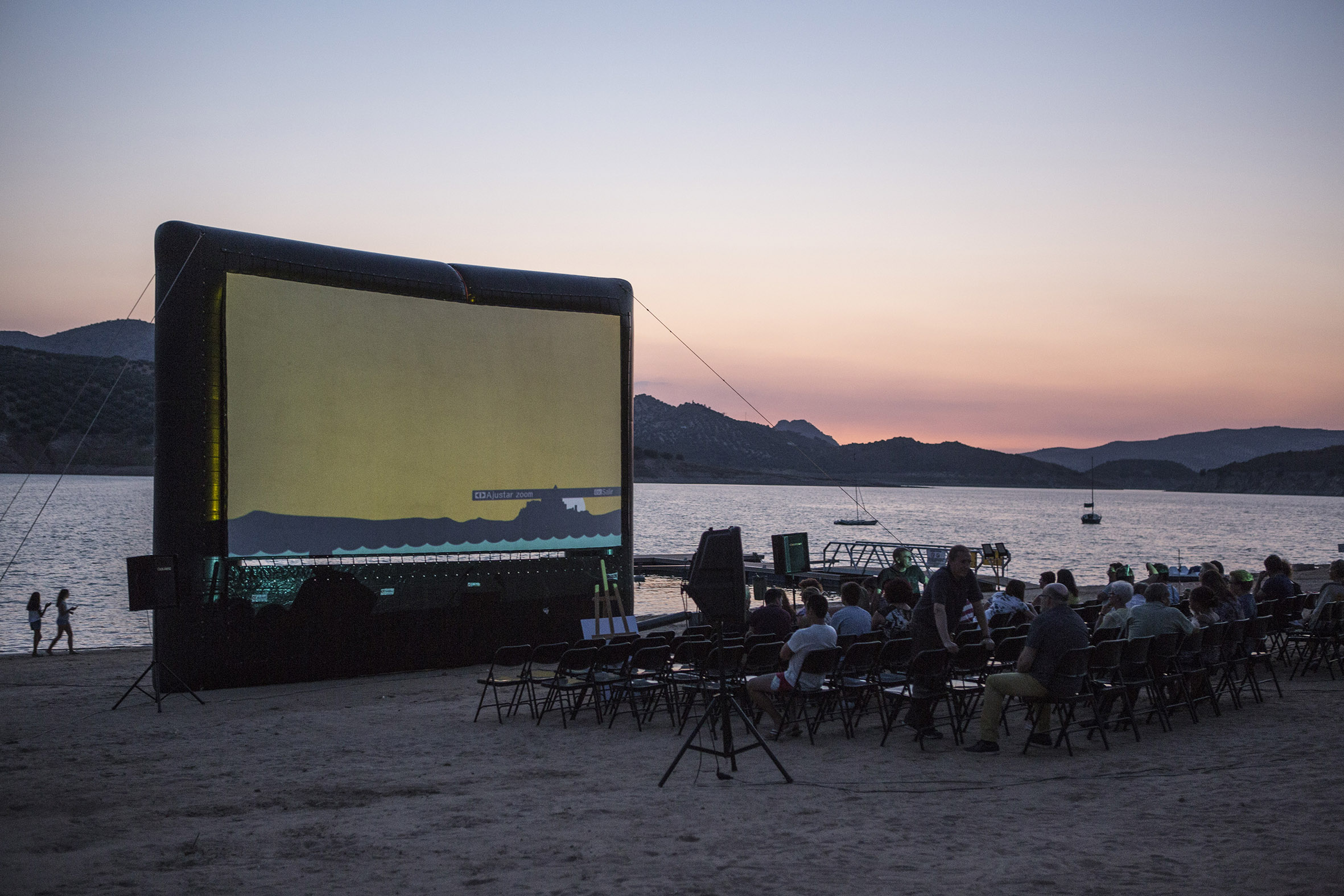 Muestra Internacional de Cine Lago de Iznajar