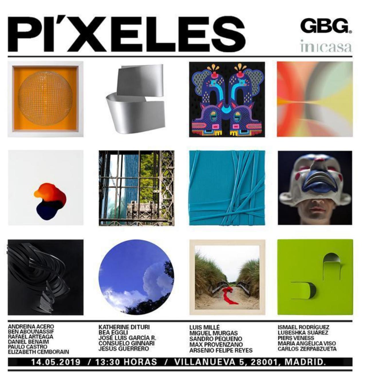 Exposición Pi'xeles