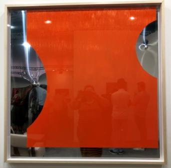 Carlito Carvalhosa, Sin titulo, Nara Roesler galeria