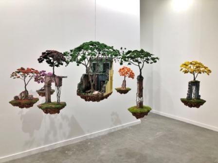 Jorge Mayet, De adentro para los de afuera, Inox galeria RJ