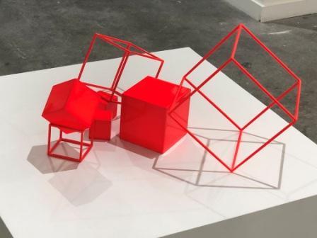 jose Bechara, Escultura grafica, Lurixs