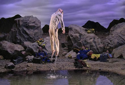 Bill Viola - Going forth by day (2002)
