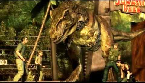 Jurassic Park videogame