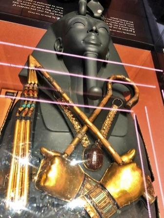 Tutankamon Tesoros Expo - Grande halle de la Villette