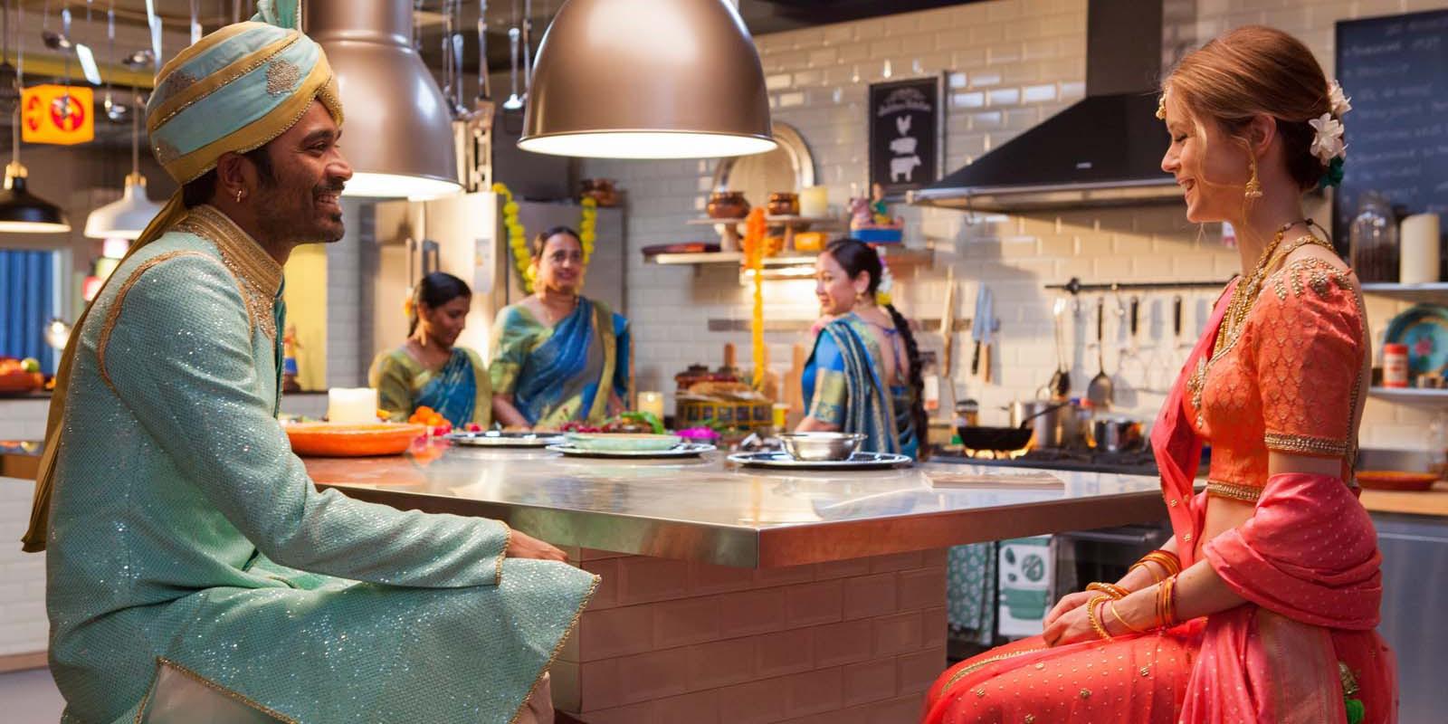 De la India a Paris en un armario de Ikea