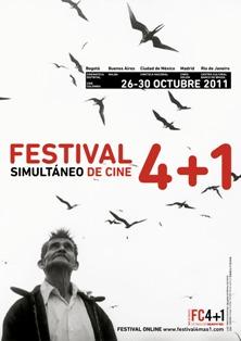 4+1 Festival simultáneo de Cine. 2ª edición