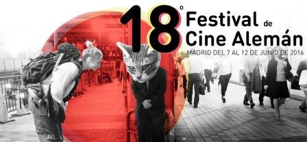 18º Festival de Cine Alemán de Madrid