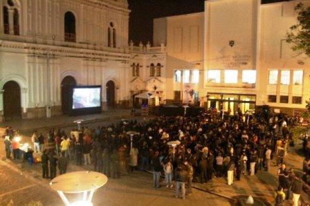 Apertura del festival de cine de Cuenca