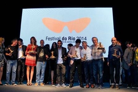 Festival do Rio 2014 - Premios