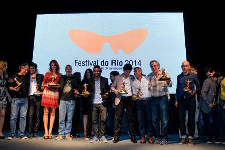 Premiacion Festival do Rio 2014