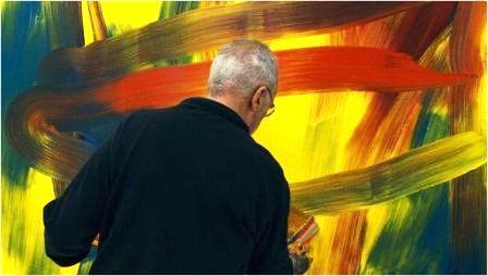 La pintura de Gerhard Richter
