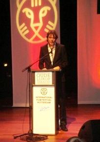 Director del festival - Rutger Wolfson