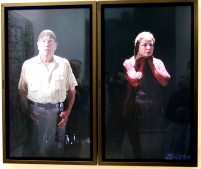 Bill Viola. The Far Shore. Video color HD. 2007