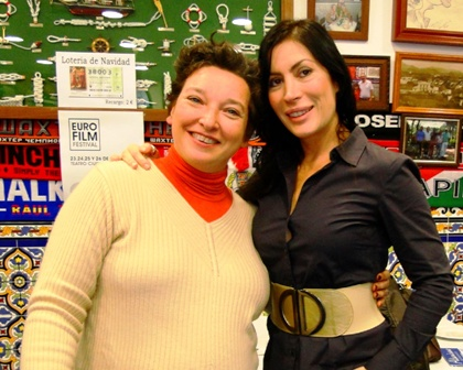 Isabella Cascarano y Adriana Schmorak Leijnse