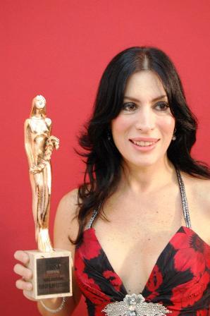 Mejor actriz - Isabella Cascarano