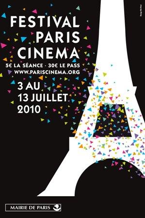 Festival Paris Cinéma 2010