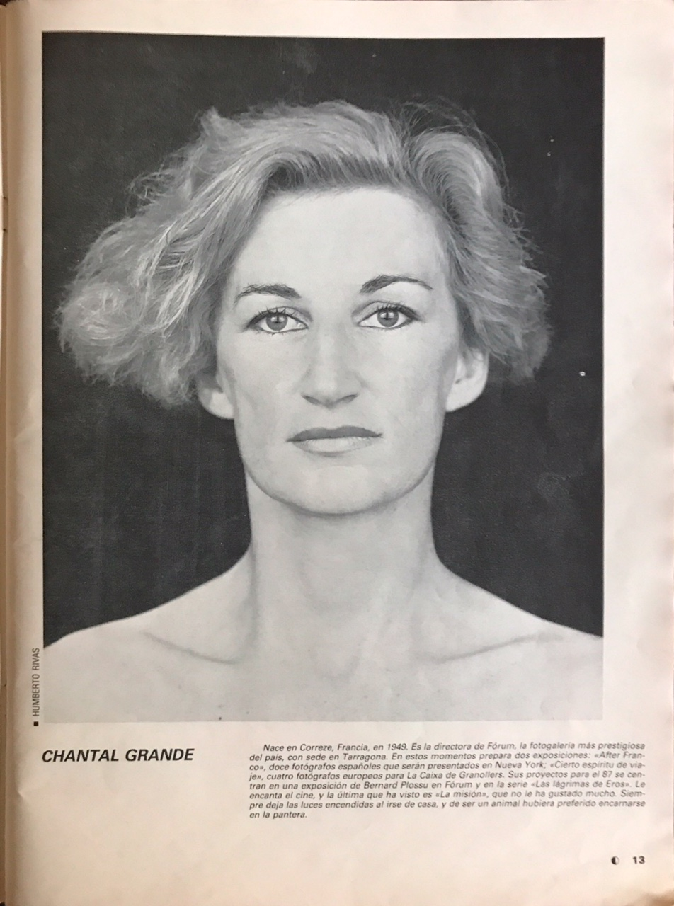 Chantal Grande