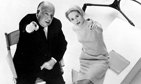 Hitchcock y Tipi Hedren