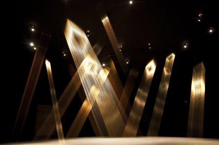 Lygia Pape, Gallery Rizoma, Arquitetura (Foto Inhotim)