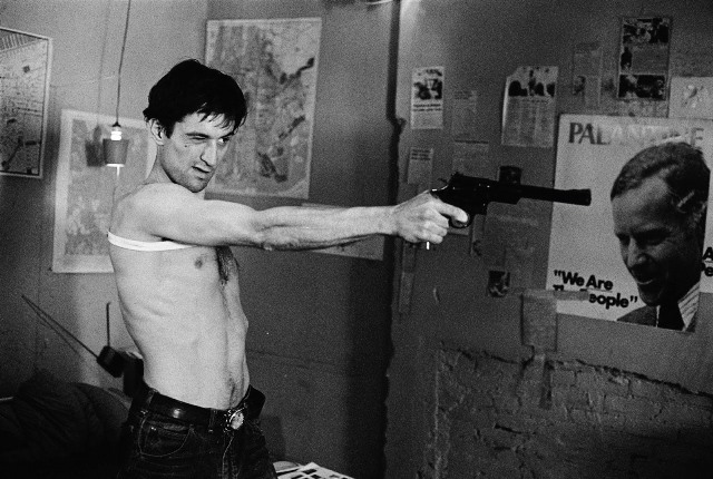 Taxi Driver (M. Scorsese)