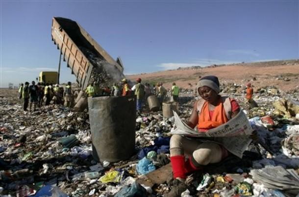 Lixo Extraordinário (Waste Land)
