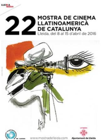 22ª Mostra de Cine Latinoamericano de Cataluña