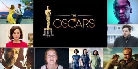 Oscars 2017 Indicados