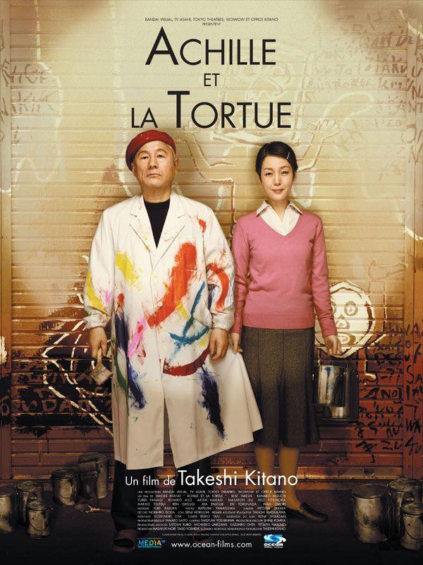 LES AFFICHES DE FILMS dans LES AFFICHES DE FILMS achille-et-la-tortue